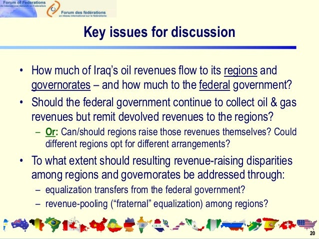 decentralization federal government Disparities through further units of decentralization  quasi-federal local government with strong protection in constitution  sa government structure.