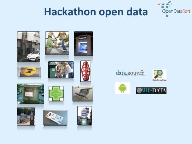 Hackathon open data