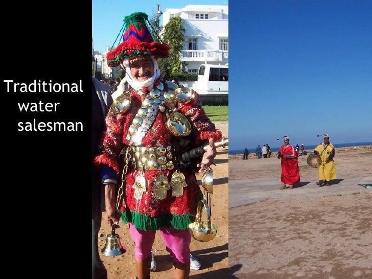 <ul><li>Traditional water salesman   </li></ul>