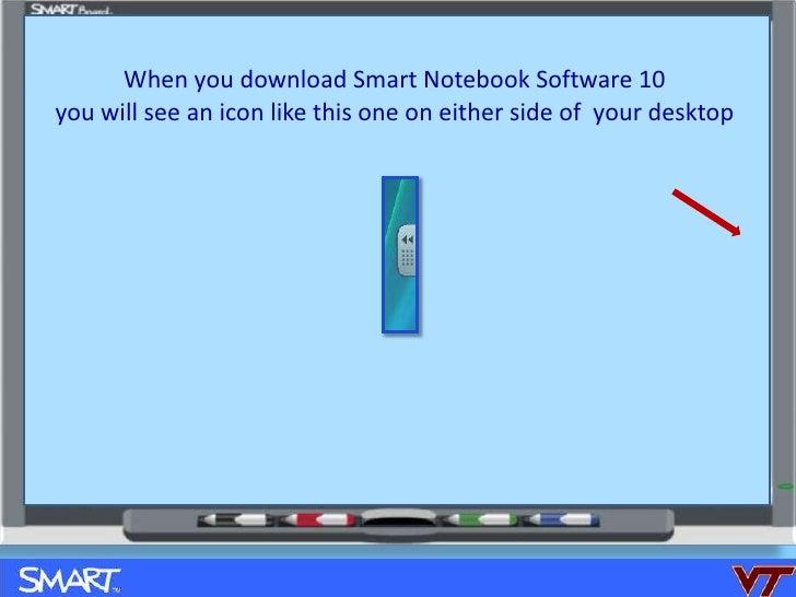 SMARTBOARD NOTEBOOK SOFTWARE PDF DOWNLOAD
