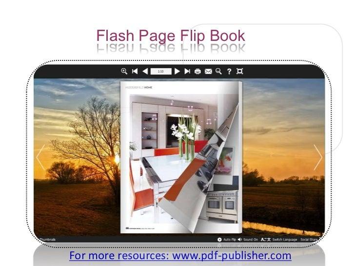 flash page flip