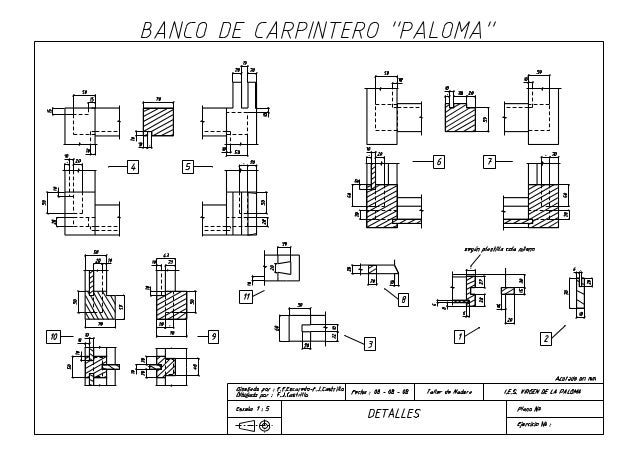3 proyecto-trabajo-planos-banco-carpintero-paloma-madera