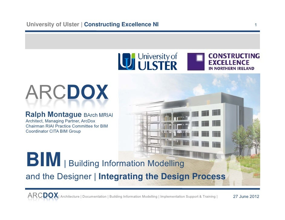 University of Ulster | Constructing Excellence NI                                                                      1AR...