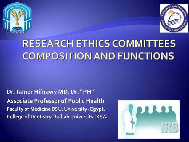 """Dr.Tamer Hifnawy MD. Dr. """"PH"""" Associate Professor of Public Health Faculty of Medicine BSU. University- Egypt. College of ..."""