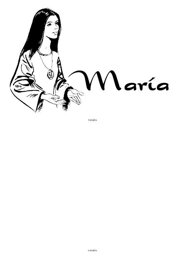 María 5-MARÍA  6-MARÍA