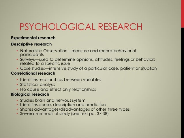 Types of Studies - Introduction to Evidence-Based Practice ...