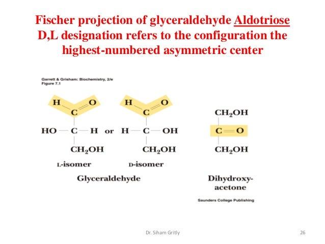 D 2 Ketotetrose 4 Aldotetroses Fischer...