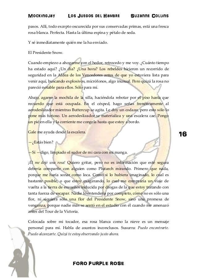 Libro pdf sinsajo