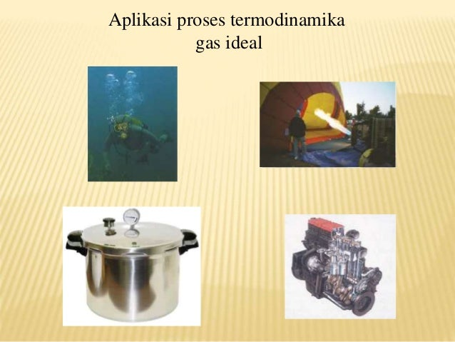 Gas Ideal Adiabatik