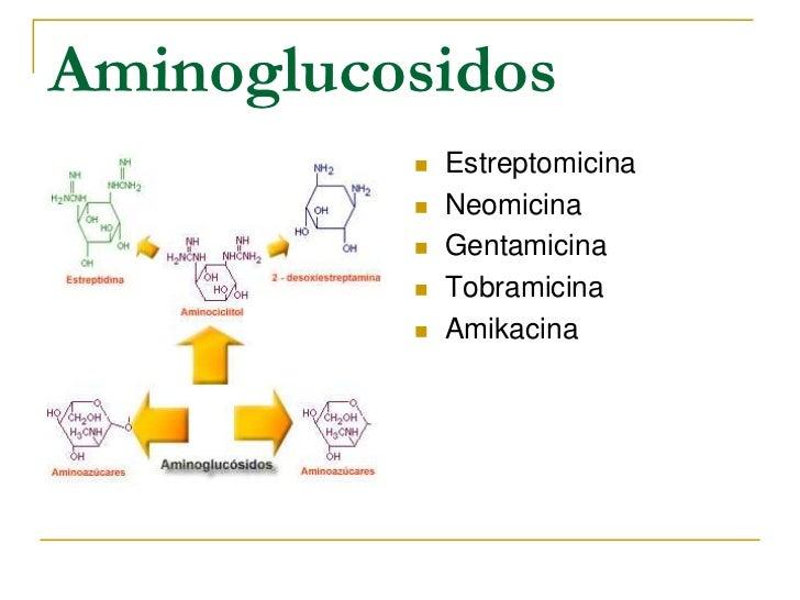 Estructura de los farmacos
