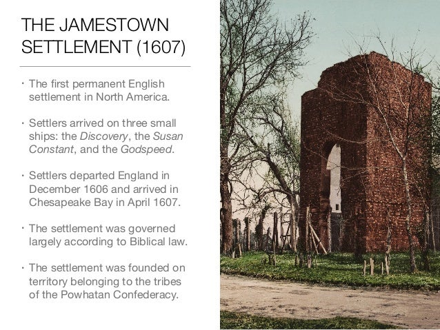 the reasons behind the deaths of the colonists in jamestown The site for jamestown was picked for several reasons, all of which met  and  even resorting to cannibalism after their fellow settlers died.