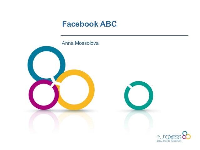 Facebook ABCAnna Mossolova