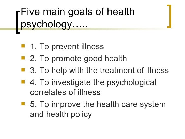 multifactorial model of health psychology History of health psychology study play health a state of complete physical, mental, and social well-being  he then started a trend toward modern view of illness and health as multifactorial  develop a more comprehensive model of health and disease - the biopsychosocial approach.