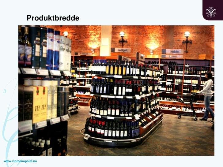 Produktbredde<br />www.vinmonopolet.no<br />