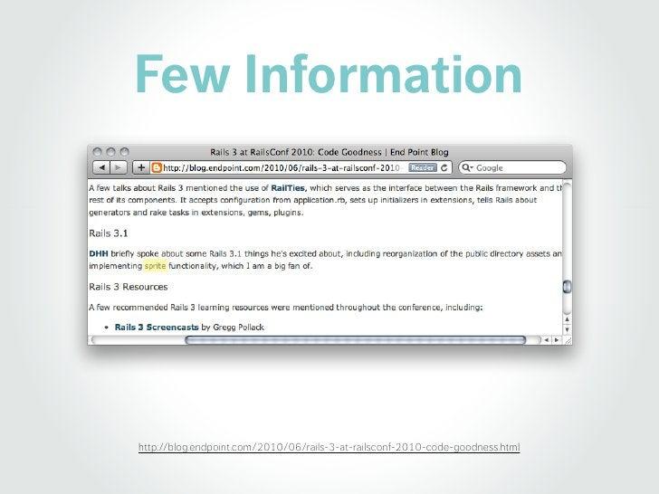 A Piece of Code        http://twitter.com/jsiarto/status/15861245321