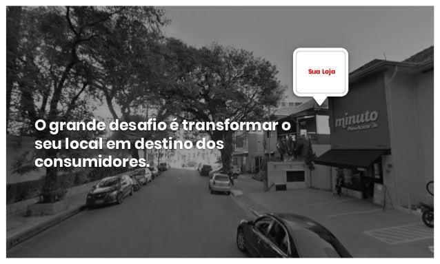 A notícia boa é que eles são Shoppers e estão ao longo do dia perto de você! Shoppers 1h34no transito/dia @ Brasil IMMERSI...