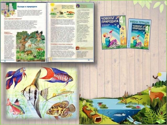 Растенията и животните, обитаващи заедно определена среда на живот /гората, морето и др./, също са свързани помежду се чре...