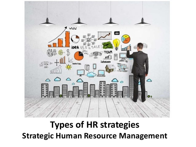 different types of hr strategies