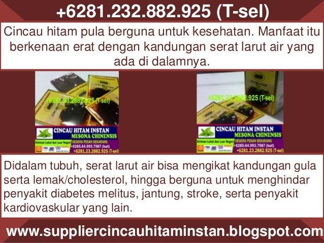 +6281.232.882.925 (T-sel) www.suppliercincauhitaminstan.blogspot.com Cincau hitam pula berguna untuk kesehatan. Manfaat it...