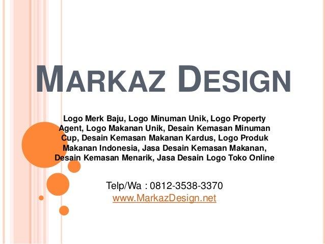 0812 3538 3370 Jasa Desain Logo Toko Online Logo Produk Makanan In
