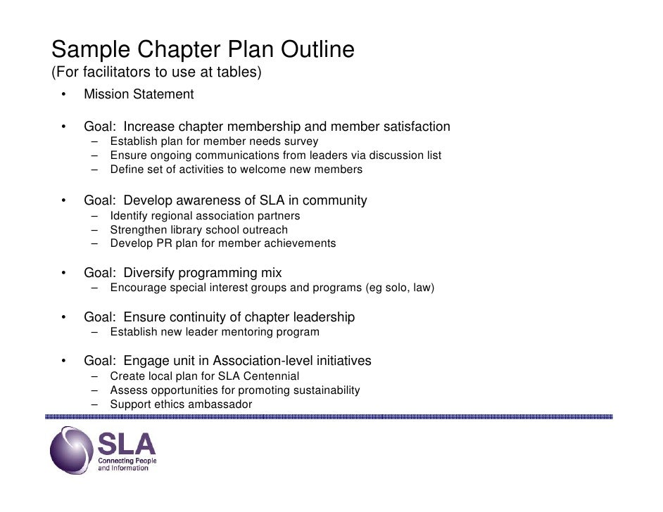 chapter outline format - Shine.brightcode.co