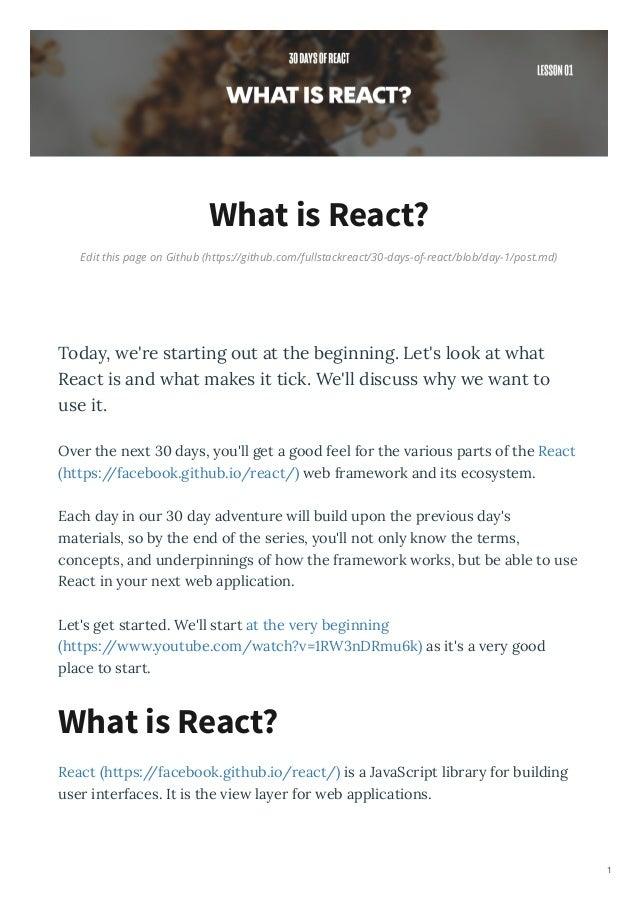 30 days-of-react-ebook-fullstackio Slide 2