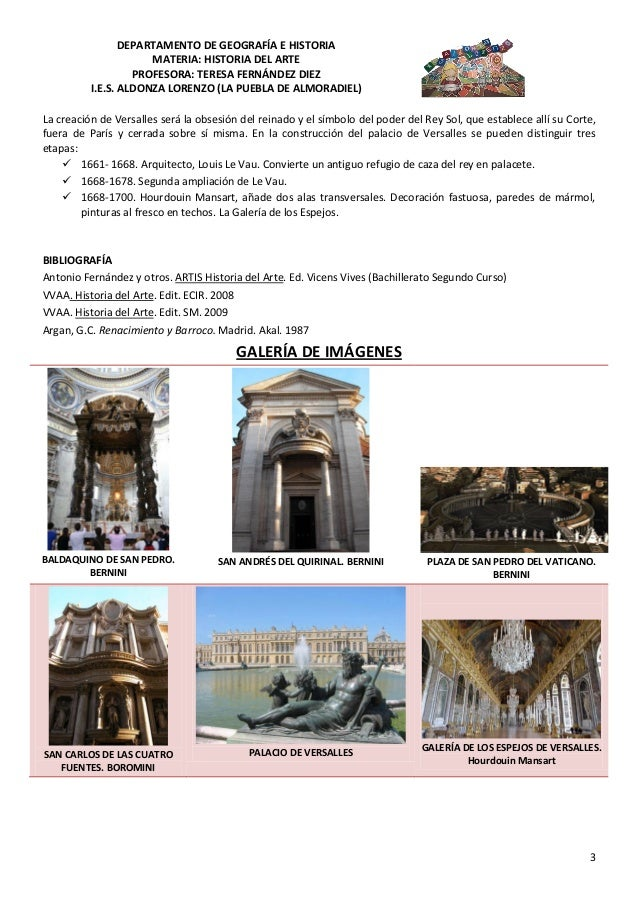 30 la arquitectura barroca bernini y borromini el for Caracteristicas de la arquitectura