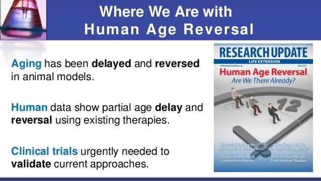 Clinical Trials Update by Bill Faloon at RAADfest 2021 Slide 2