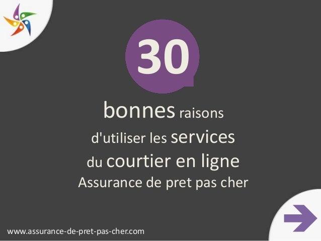 30                       bonnes raisons                    dutiliser les services                  du courtier en ligne   ...