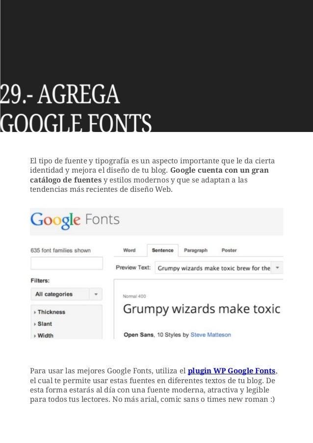 30 trucos wordpress by ThemeYourself.com
