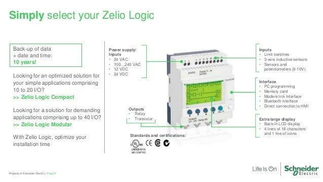 [XOTG_4463]  Zelio Logic Briefing   Zelio Smart Relay Wiring Diagram      SlideShare