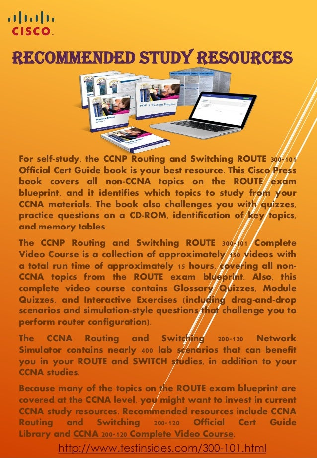 Ccnp Official Exam Certification Library 5th Edition