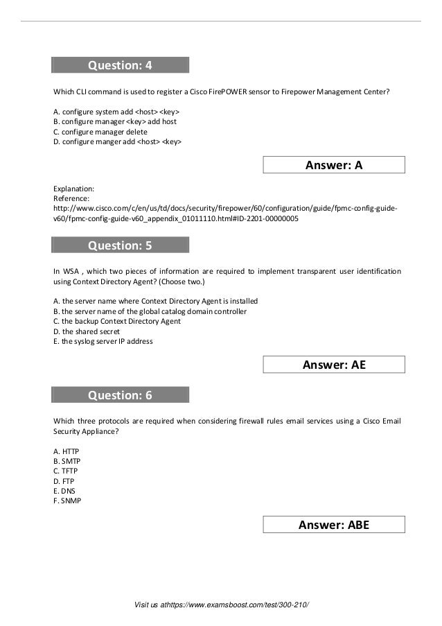 300 210 study guide
