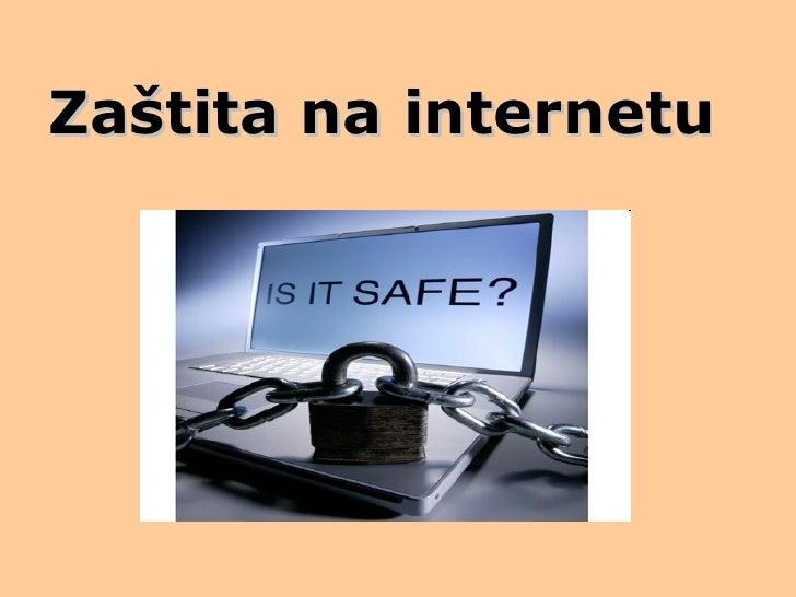Zaštita na internetu
