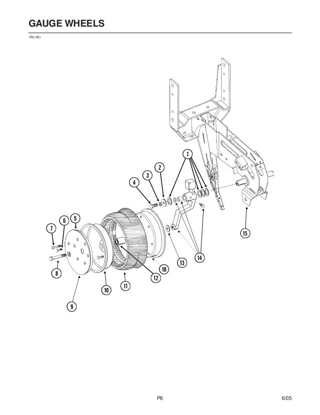 Kinze 3000 Parts Catalog