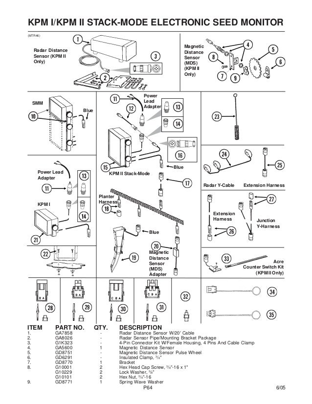 kinze-3000-parts-catalog-64-638 Planter Monitor Wiring Diagram on for foh, for pyle 7 inch, for tft lcd color, for esky 7 tft lcd, rv tank level, for tft lcd, dell lcd, for wireless tft lcd color, kib holding tank, for backup camera,