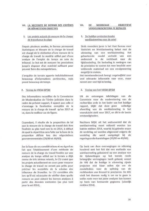 30 05 2012 c s j   avis d'office sur la scission de l'arrondissement judiciaire de bruxelles