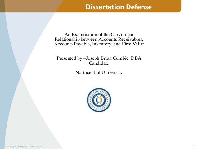 northcentral university dissertation process It's available through northcentral university's discipline-specific dissertation process developed specifically for our students many universities have a comprehensive examination before starting the dissertation process.
