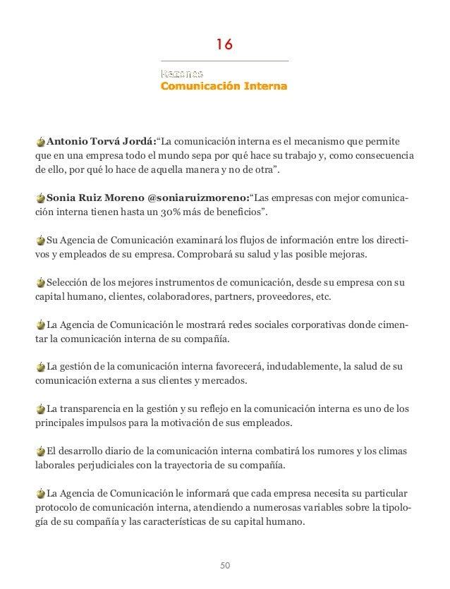 """Antonio Torvá Jordá:""""La comunicación interna es el mecanismo que permite que en una empresa todo el mundo sepa por qué hac..."""