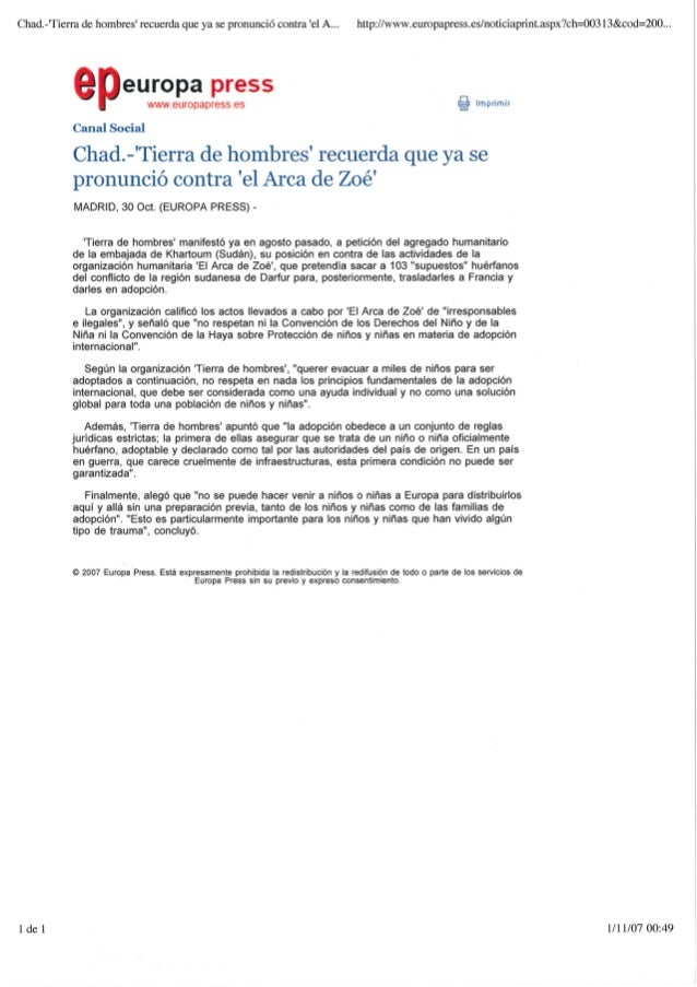 301007 Europa Press