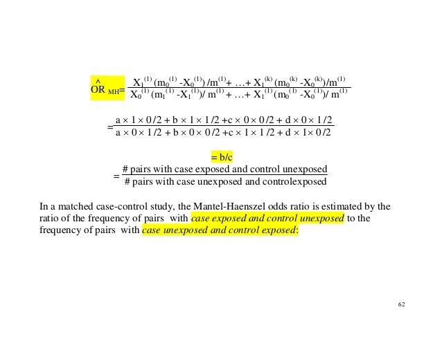 62 OR ^ MH= X1 (1) (m0 (1) -X0 (1) ) /m(1) + …+ X1 (k) (m0 (k) -X0 (k) )/m(1) X0 (1) (m1 (1) -X1 (1) )/ m(1) + …+ X1 (1) (...