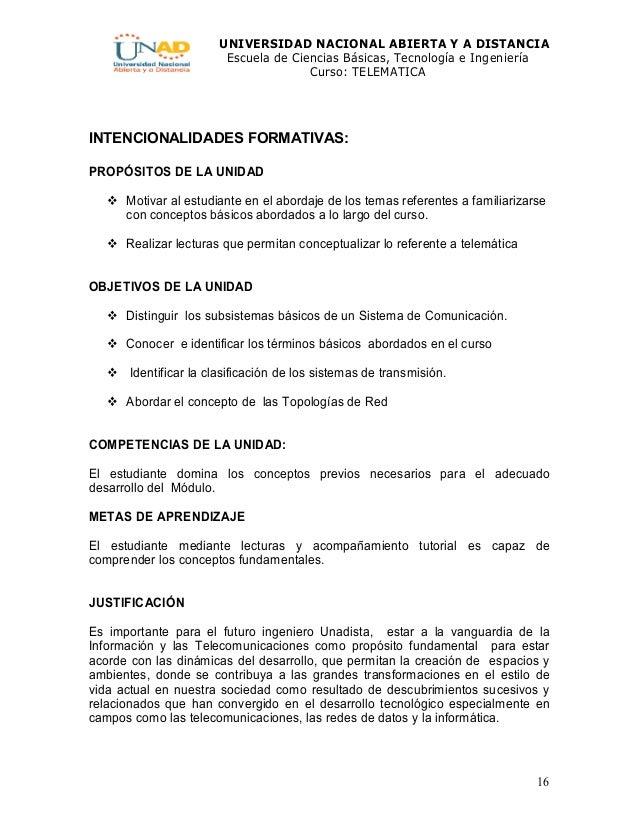 Telematica cursos