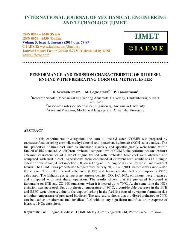 International Journal of Mechanical Engineering and Technology (IJMET), ISSN 0976 – INTERNATIONAL JOURNAL OF MECHANICAL EN...