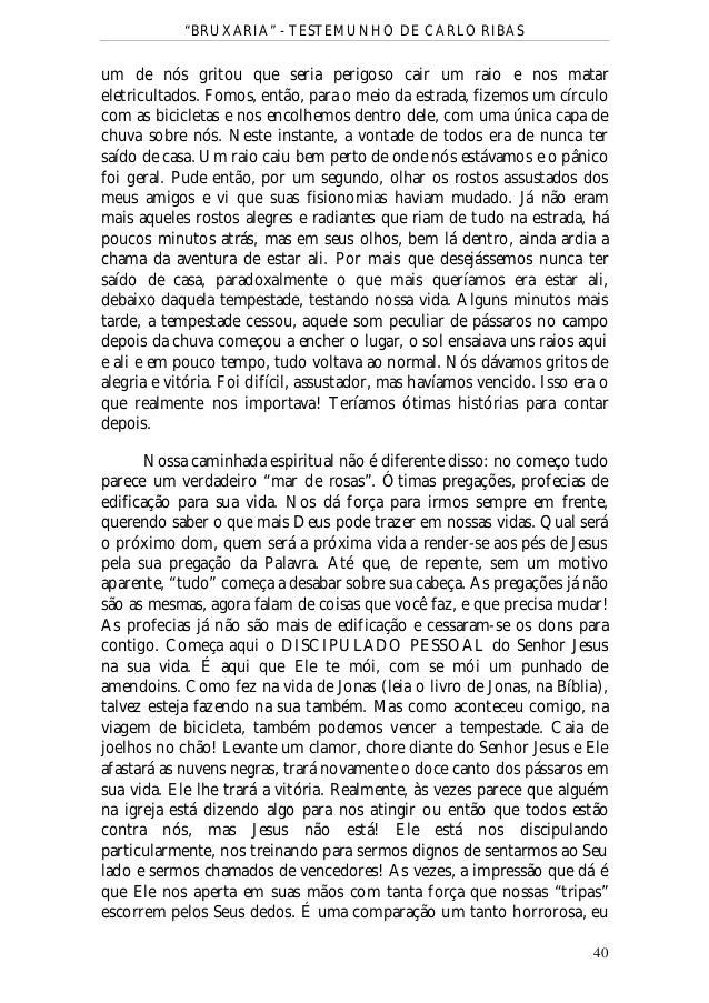CARLO RIBAS BRUXARIA BAIXAR LIVRO