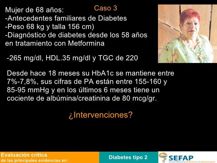 Evidencias en macroangiopatia diabética y RCV