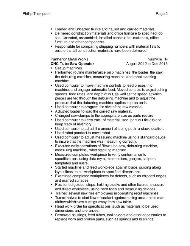 phillip u0026 39 s resume 2015  pdf
