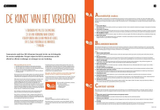 30 31 VIVES 151 VIVES 151 Communicatie wordt door SLO & Kennisnet benoemd als één van de belangrijke 21e eeuwse vaardighed...