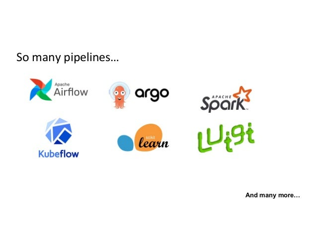 Scaling and Unifying SciKit Learn and Apache Spark Pipelines Slide 2