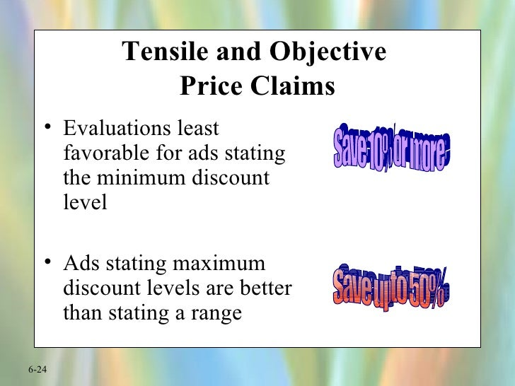 the relationship between perceived and objective price quality