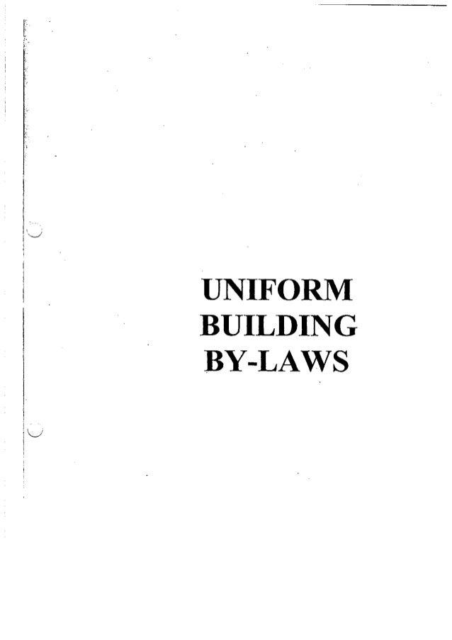 uniform building regulations 1974 pdf